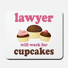 Funny Lawyer Mousepad