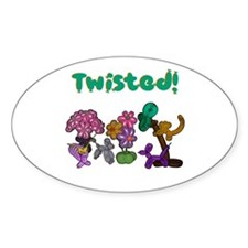 Twisted! Decal
