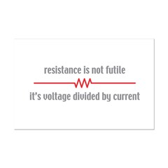 Resistance Posters