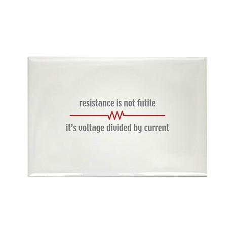 Resistance Rectangle Magnet