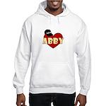 NCIS Abby Hooded Sweatshirt