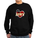 NCIS Abby Sweatshirt (dark)