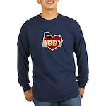 NCIS Abby Long Sleeve Dark T-Shirt