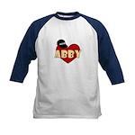 NCIS Abby Kids Baseball Jersey