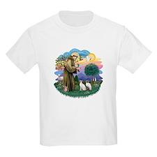 St Fran (ff) - 2 Siamese (A) T-Shirt