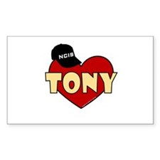 NCIS Tony Decal