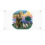 St Fran (ff) - 3 Siamese Banner