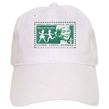 Dentist Stamp Baseball Cap