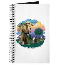 St Fran (f) - Tabby & White Journal
