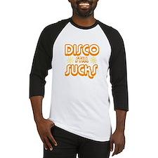 Disco Still Sucks Baseball Jersey