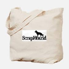 ScrapHound - German Shepherd Tote Bag