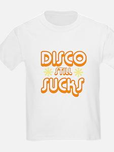 Disco Still Sucks Kids T-Shirt