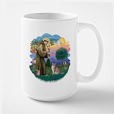 StFran(f)-Abyssinian (bl) Mug