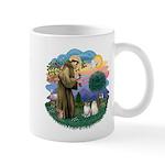 St Fran(f) - 2 Ragdolls Mug