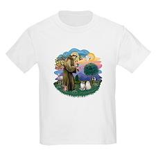 St Fran(f) - 2 Ragdolls T-Shirt