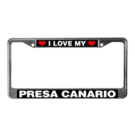 I Love My Presa Canario