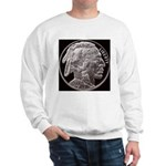 Silver Indian Head Sweatshirt