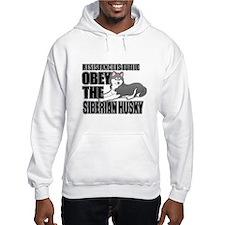 Siberian Husky Jumper Hoody