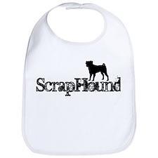 ScrapHound - Pug Bib