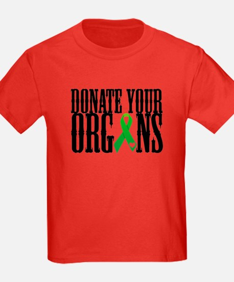 Donate Your Organs With Heart T