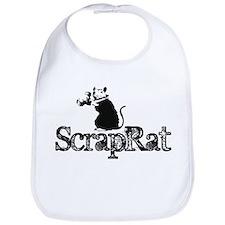 ScrapRat Bib