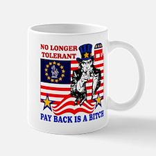 No Longer Tolerant