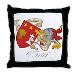 O'Friel Family Sept  Throw Pillow