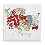 O'Garvey Family Sept Tile Coaster