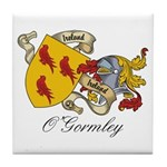 O'Gormley Family Sept Tile Coaster