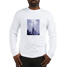Notre Dame Steeple Long Sleeve T-Shirt