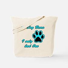 Dog Beer Tote Bag