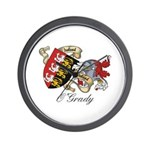 O'Grady Family Sept Wall Clock