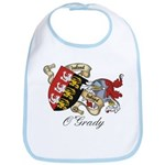 O'Grady Family Sept Bib