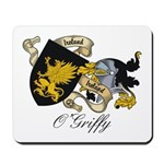 O'Griffy Family Sept Mousepad