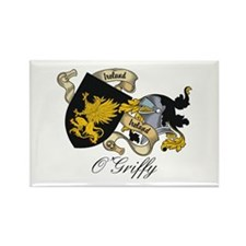 O'Griffy Family Sept Rectangle Magnet (10 pack)