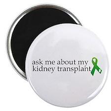 Funny Transplants Magnet