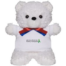Cool Transplants Teddy Bear