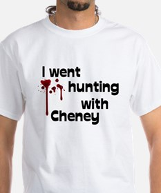 I went hunting with Cheney Shirt