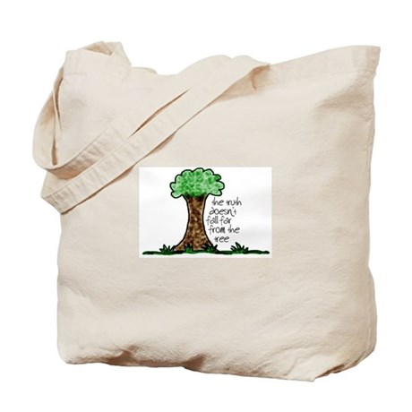 Truth Tree Tote Bag