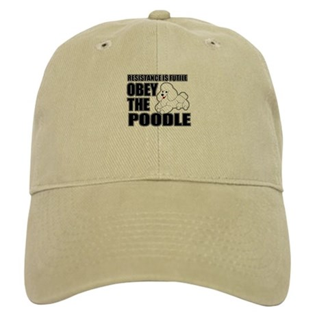 Poodle Cap