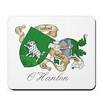 O'Hanlon Family Sept Mousepad