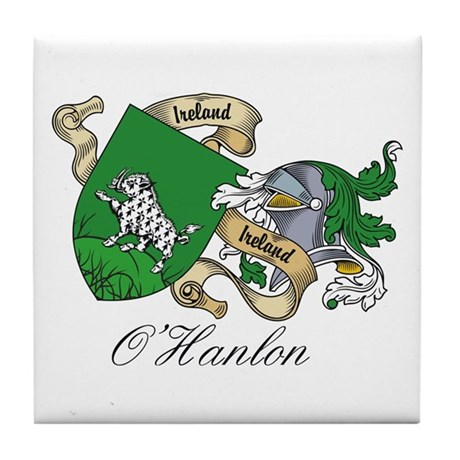 O'Hanlon Family Sept Tile Coaster