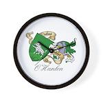 O'Hanlon Family Sept Wall Clock