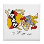 O'Hannon Family Sept Tile Coaster