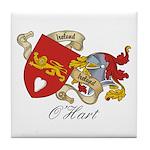 O'Hart Family Sept Tile Coaster