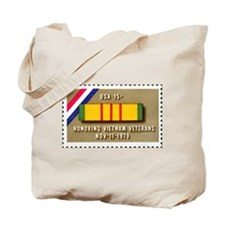 Vietnam Veteran Stamp Tote Bag