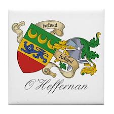 O'Heffernan Family Sept Tile Coaster