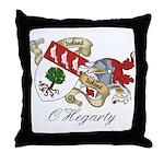 O'Hegarty Family Sept Throw Pillow