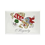 O'Hegarty Family Sept Rectangle Magnet (10 pack)