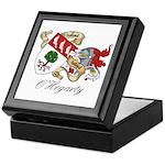 O'Hegarty Family Sept Keepsake Box